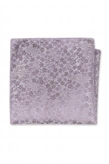 Dusty Lavender Floral Pocket Square