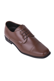 Cognac Oxford Shoe