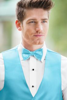 Expressions Blue Box Bow Tie