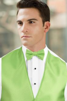 Synergy Lime Green Bow Tie