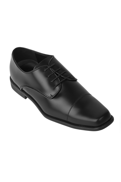Black Oxford Shoe