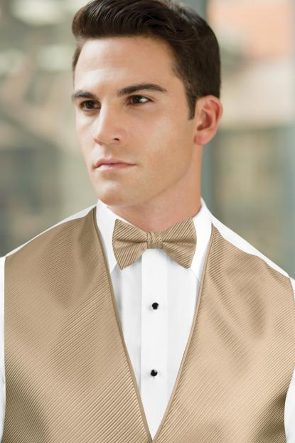 Synergy Golden Bow Tie