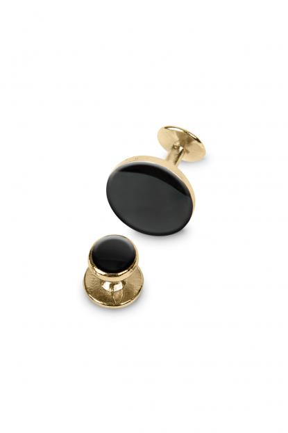 Black/Gold Premium Jewelry