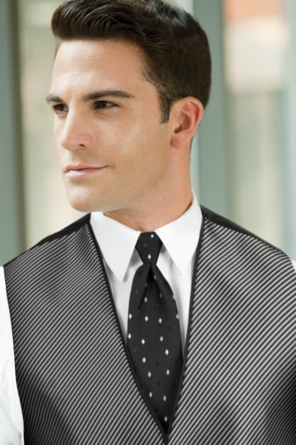 Diamond Synergy Black/White Windsor