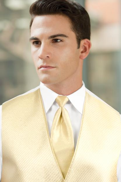 Solid Gold Metallic Windsor