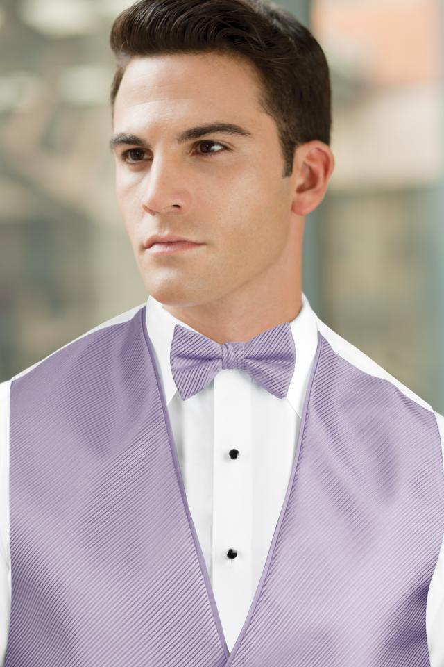 Synergy Bali Lavender Bow Tie