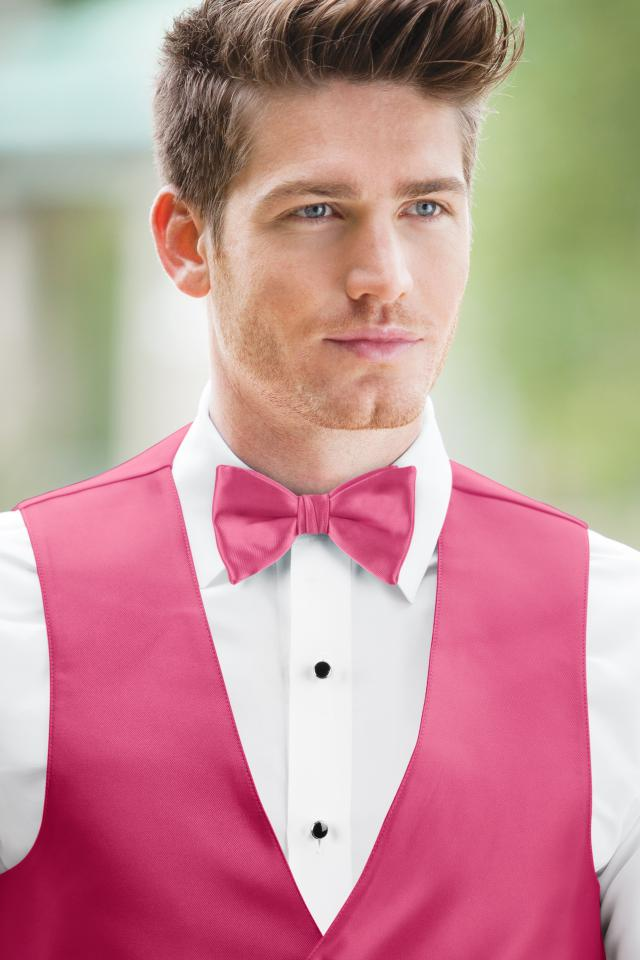 Expressions Lite Watermelon Bow Tie
