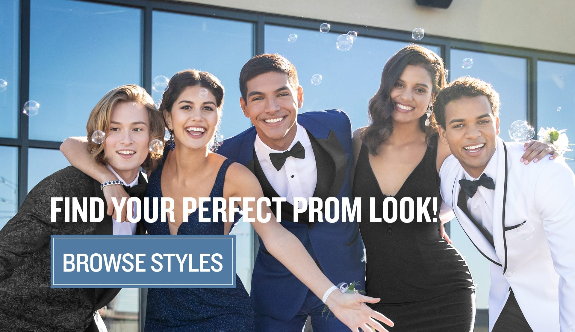 Prom Tuxedo and Suit Rental