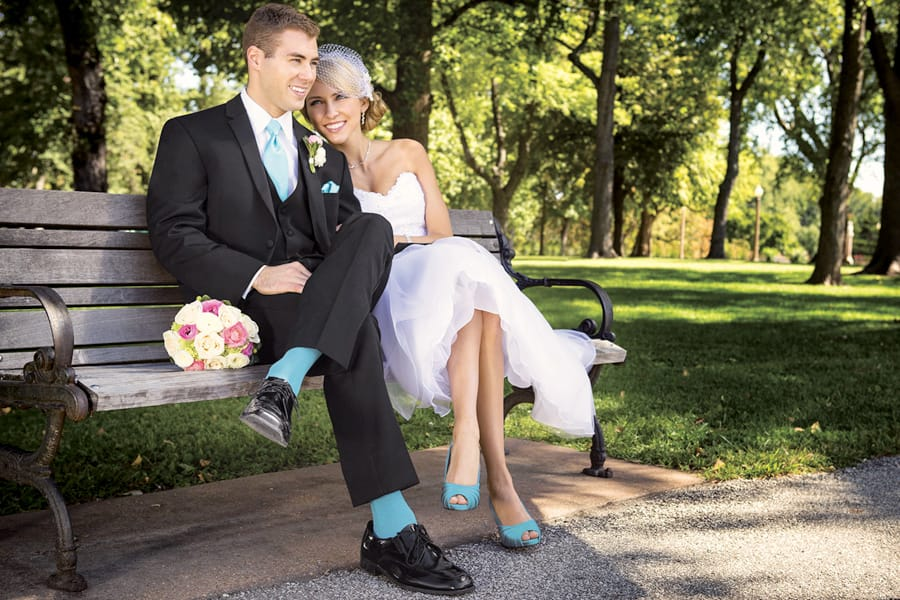 Socks for Tuxedo and Suit Rentals